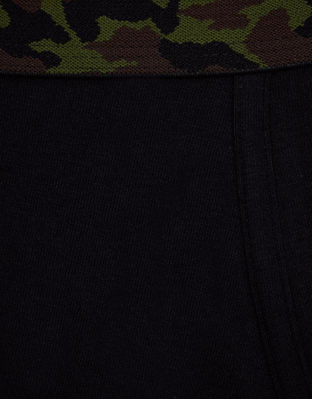 Paquet de 2 bòxers cintura camuflatge