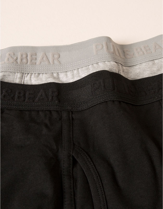 Boxer basic (lot de 2)