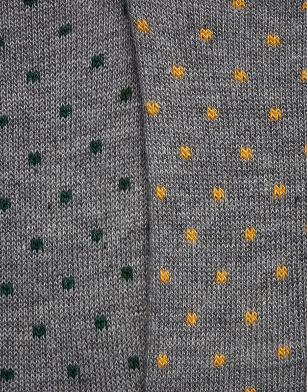 Pack 5 calcetines invisibles gris