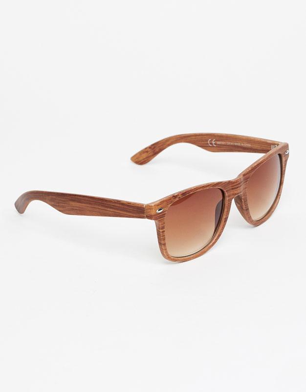 Gafas de sol tipo retro
