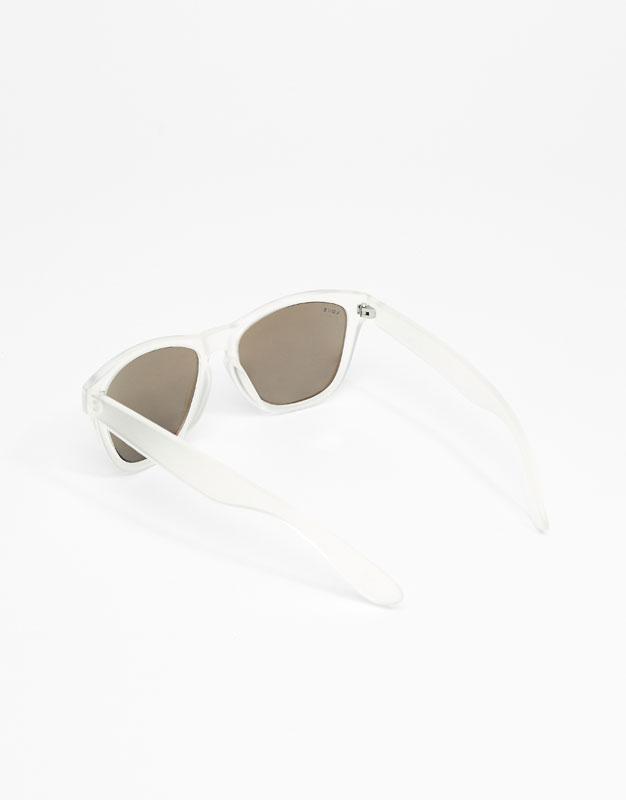 Lunettes XDYE - Transparent Lens