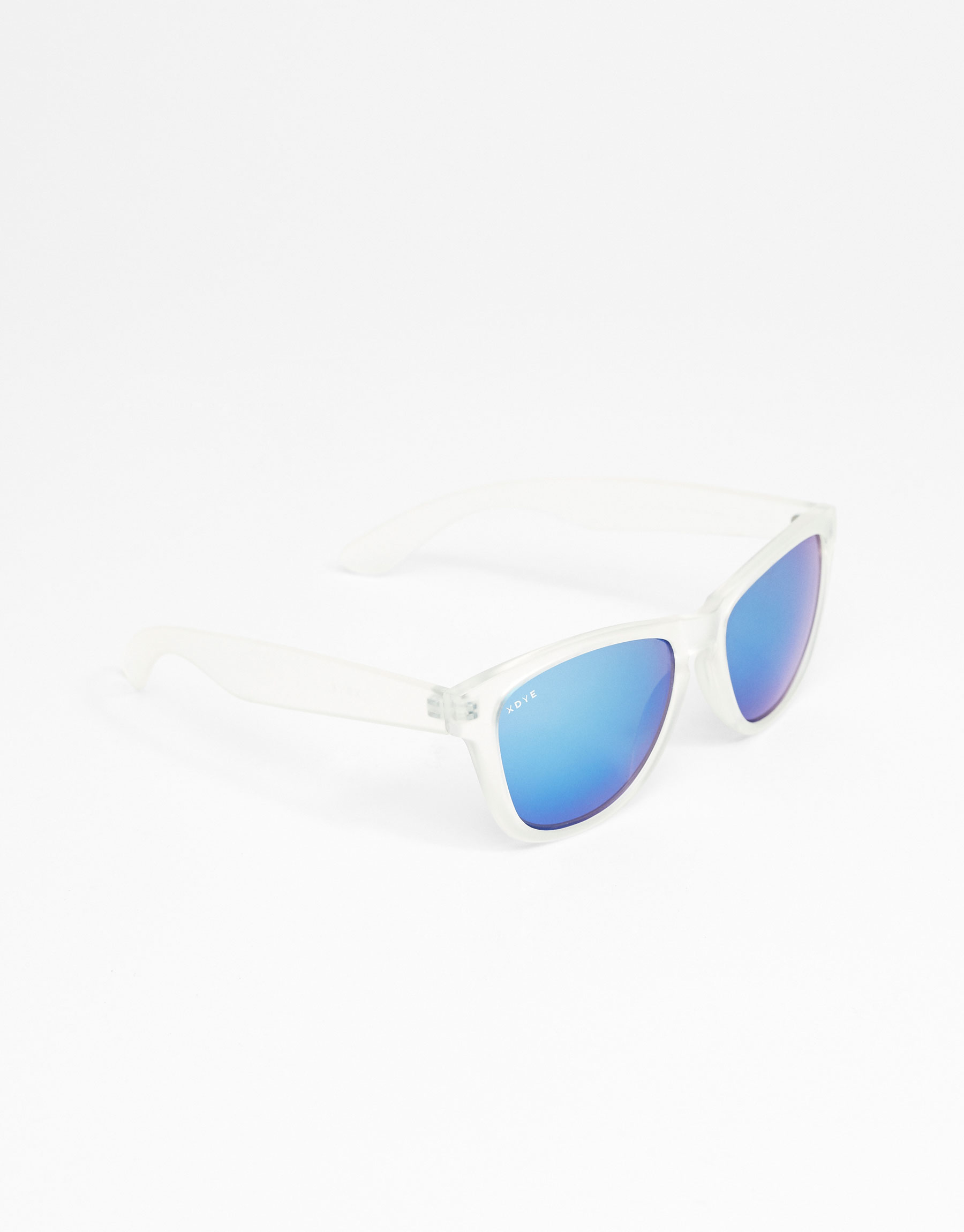 XDYE Sunglasses - Transparent Lens