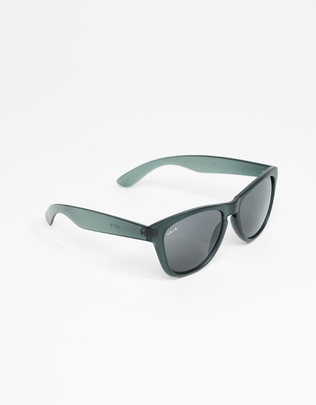 Sonnenbrille XDYE - Transparent Smoked