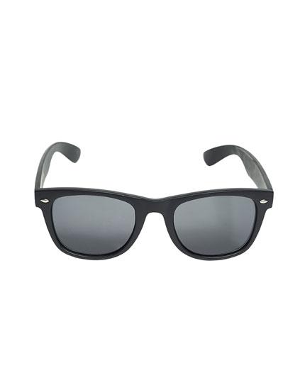 Sonnenbrille XDYE - Total Black