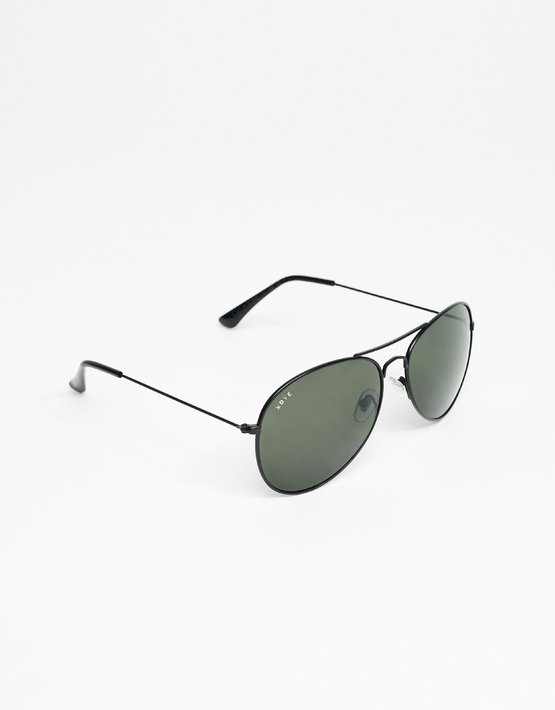 XDYE Sunglasses - Classic Airplane Black