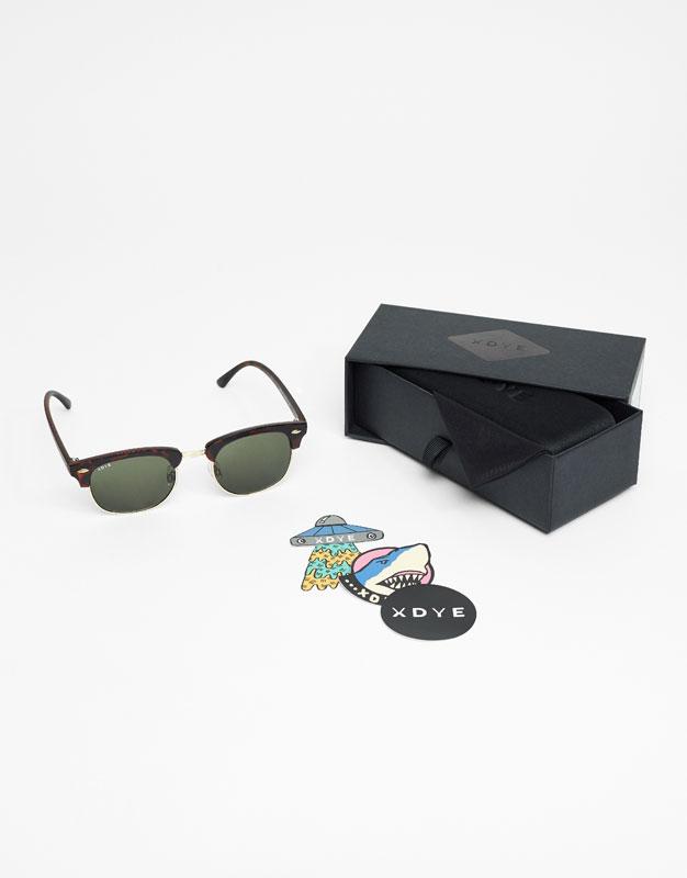 XDYE Sunglasses - Mister Tortoiseshell