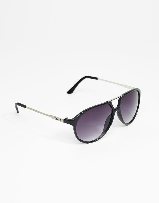 Gafas XDYE - Runner Black
