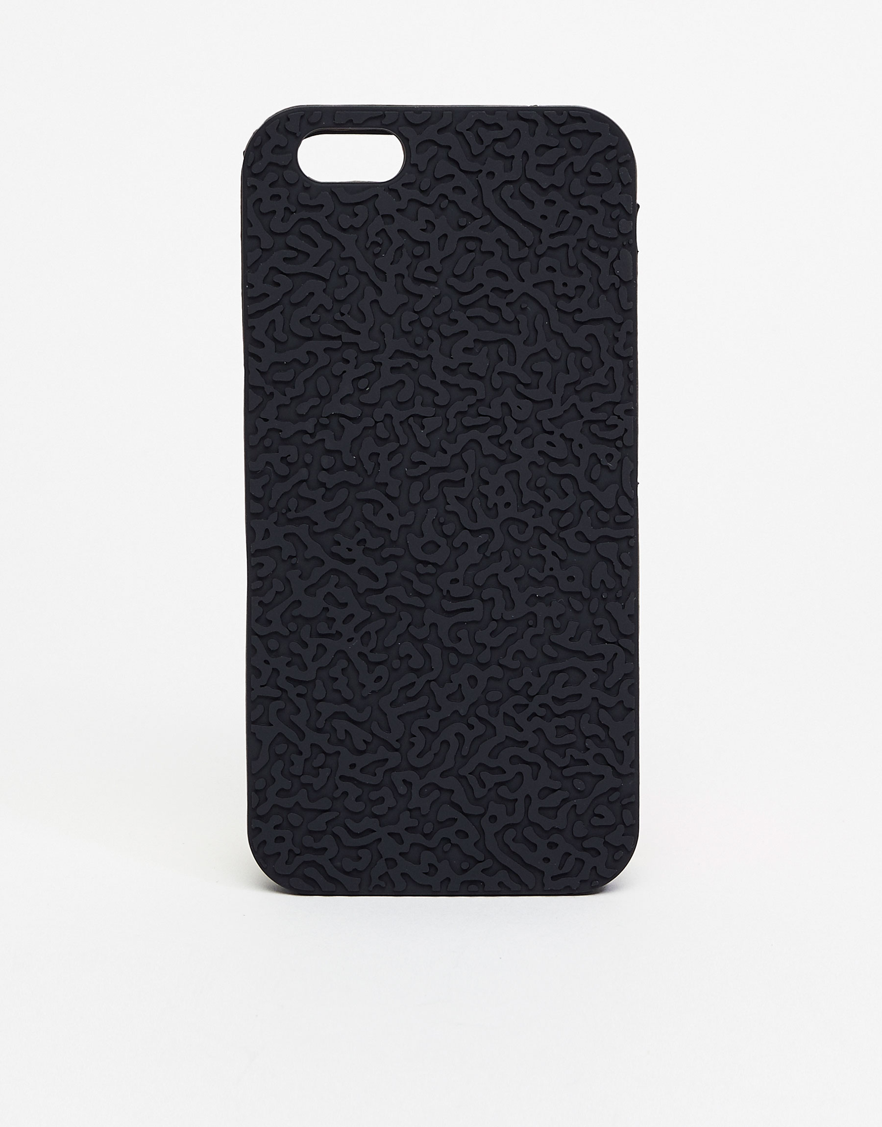 Rubber iPhone cover