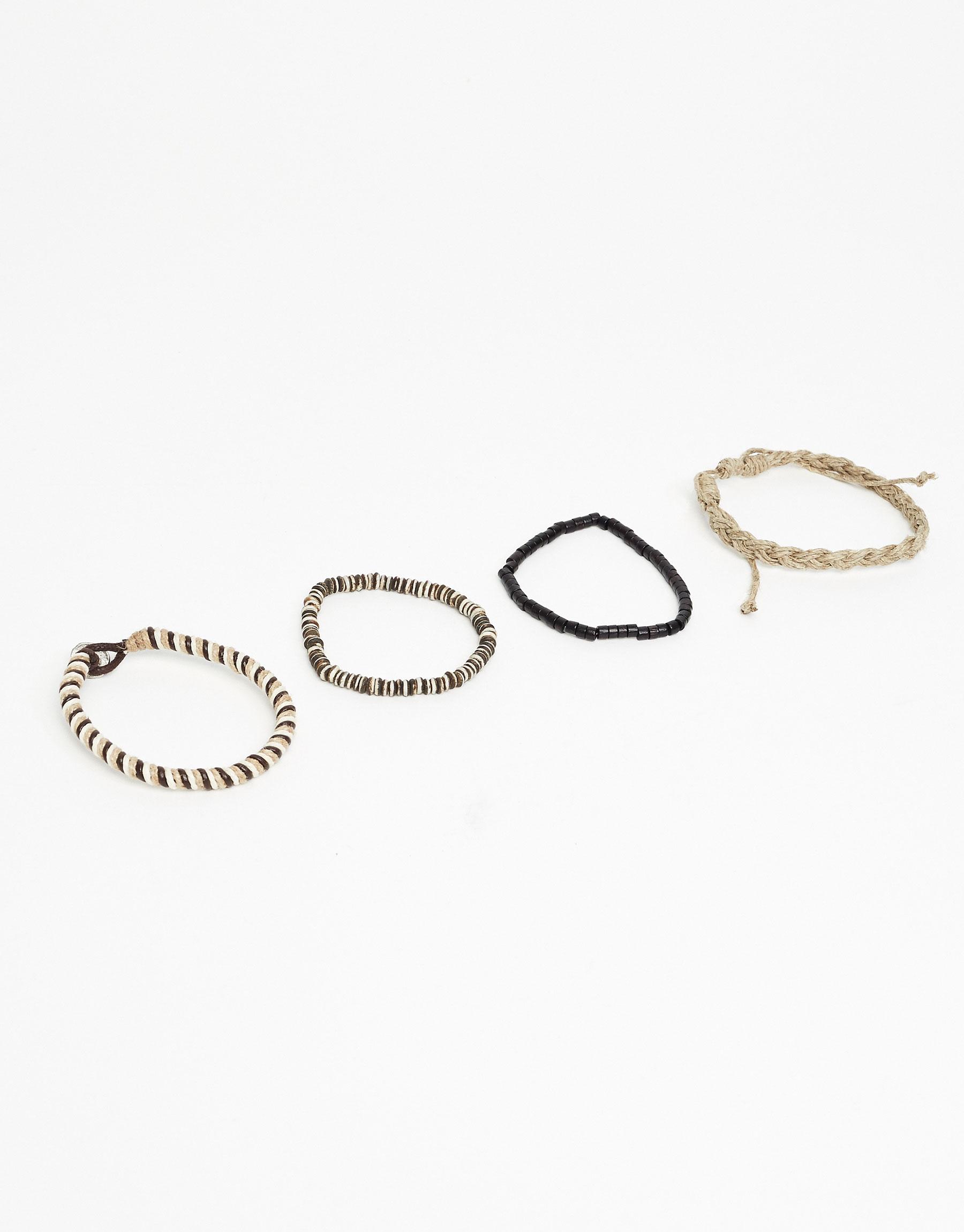 Armbänder mit Kordel