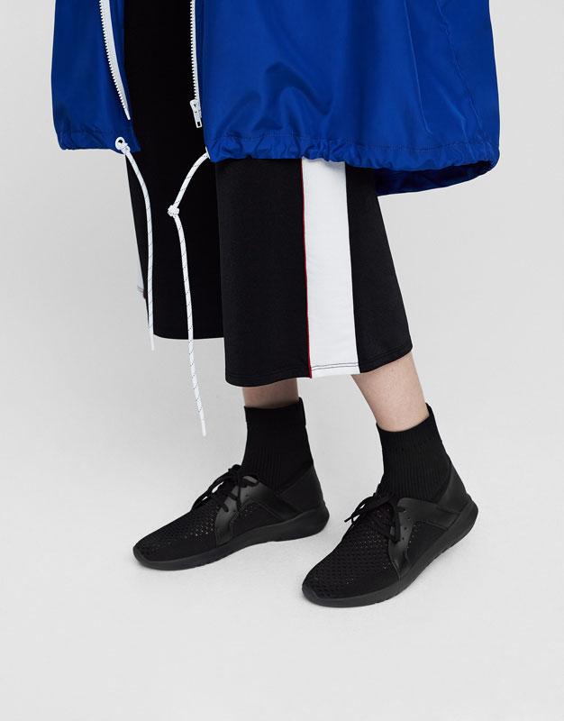 Deportivo moda calcetín