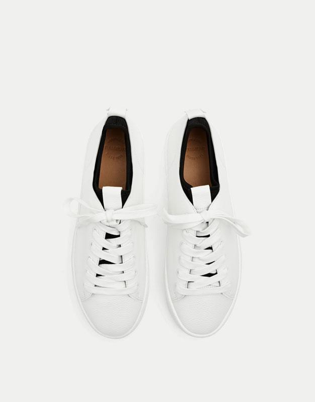 Sock-style sneakers