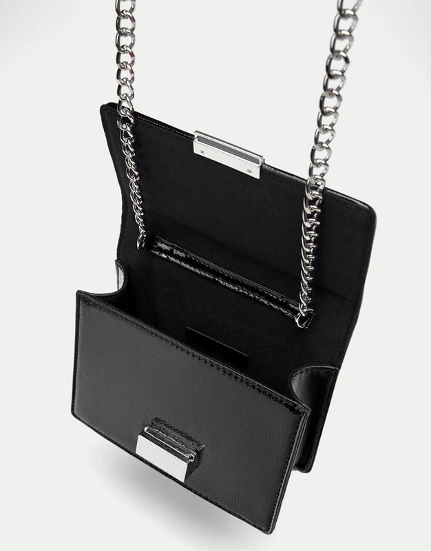 Mini sac à bandoulière lock