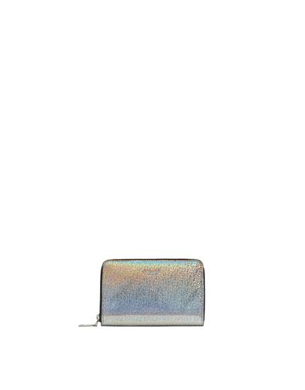 Embellished wallet