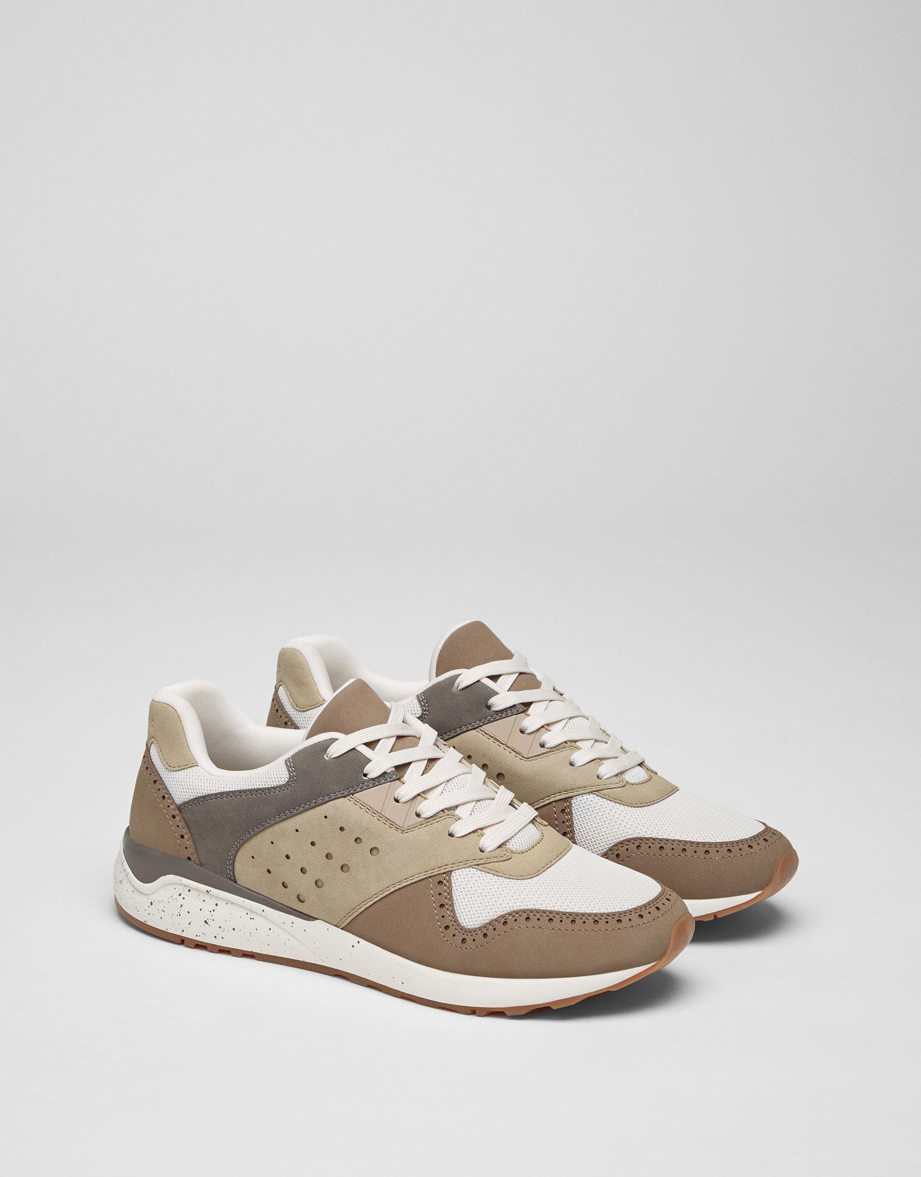 Sneaker urban combinata