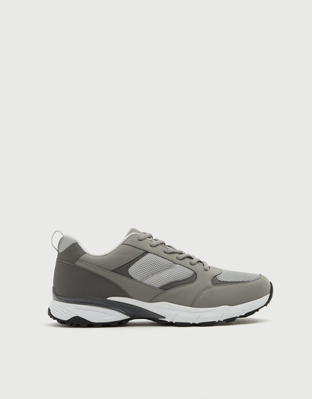 Combined sneakers
