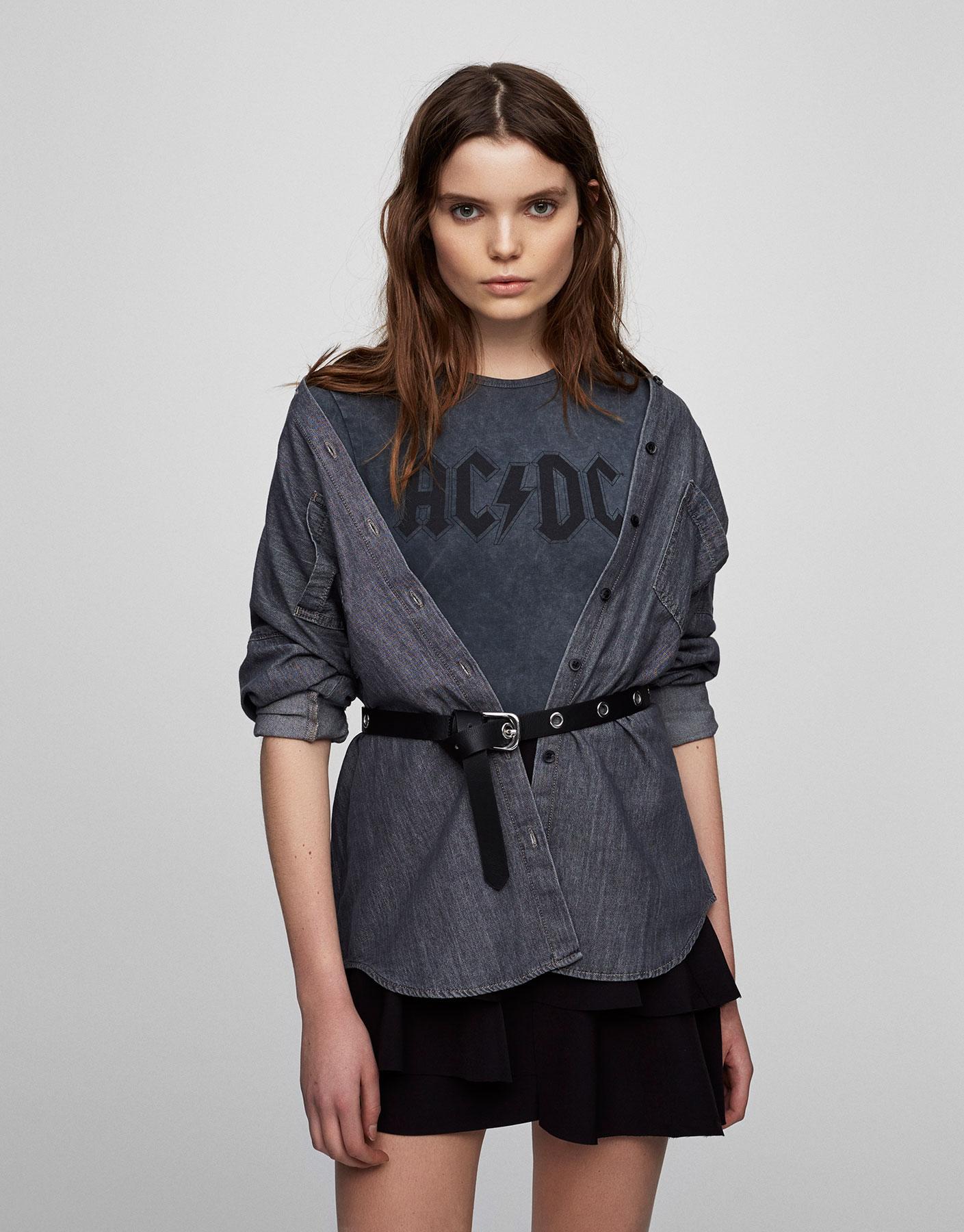 AC/DC bodysuit