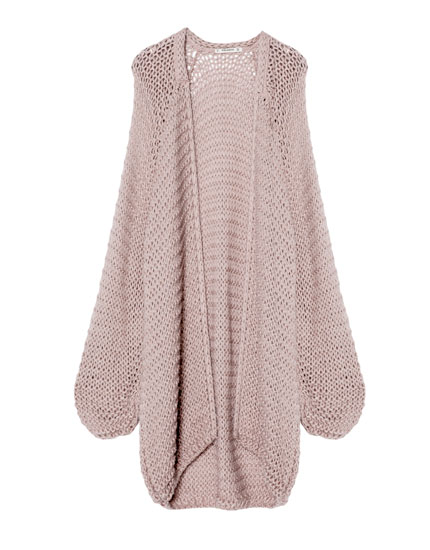 Full sleeve knit cardigan