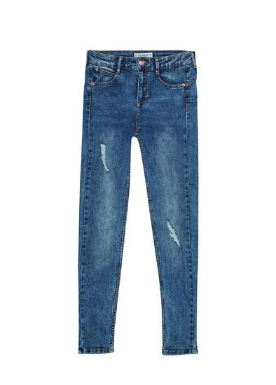 Jeans skinny push up