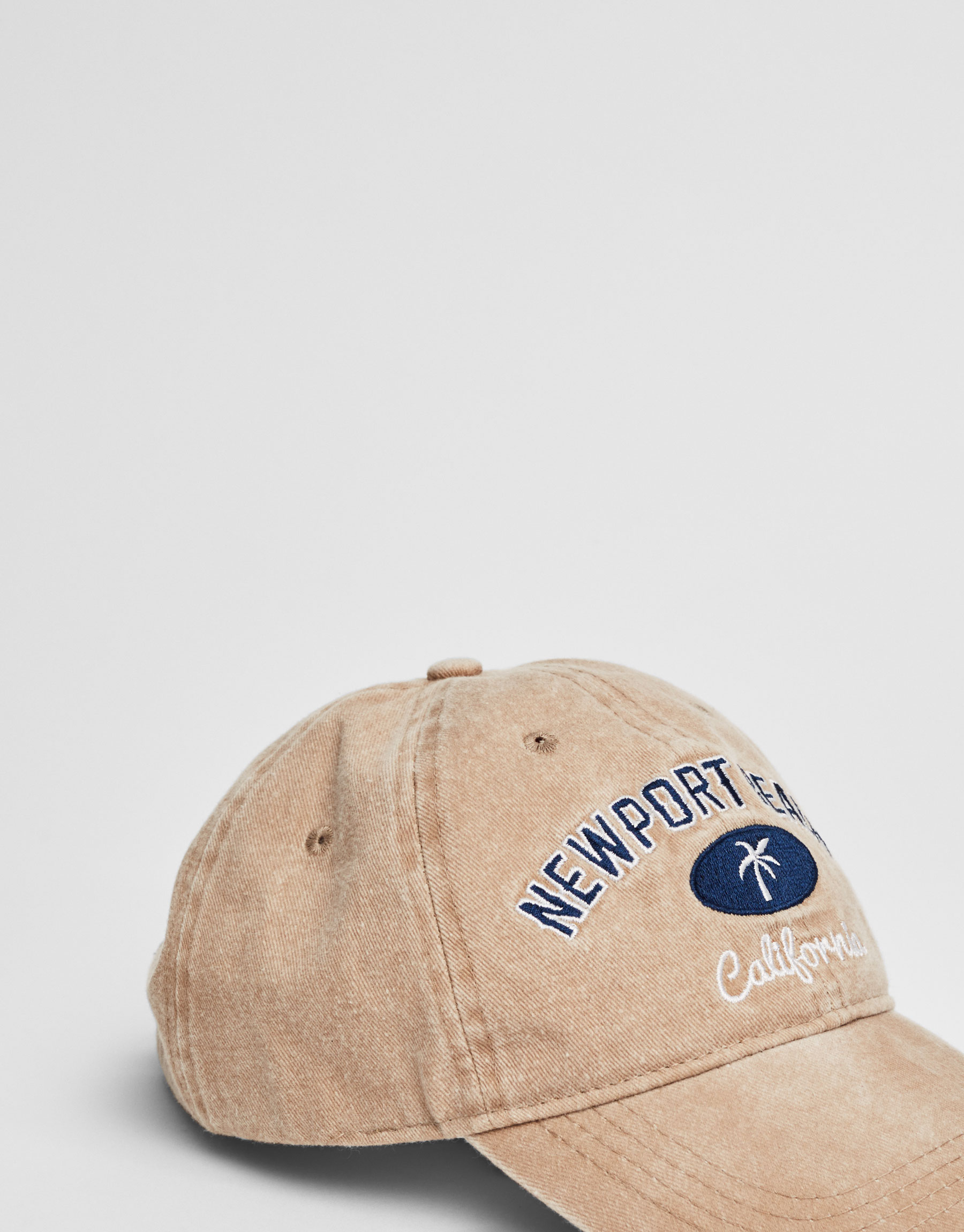 California embroidered cap