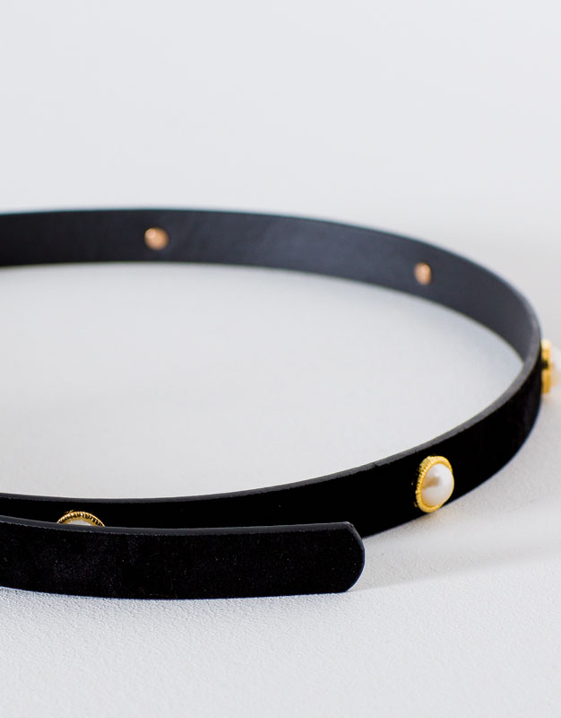 Pearly belt