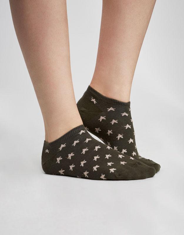 Pack of star socks