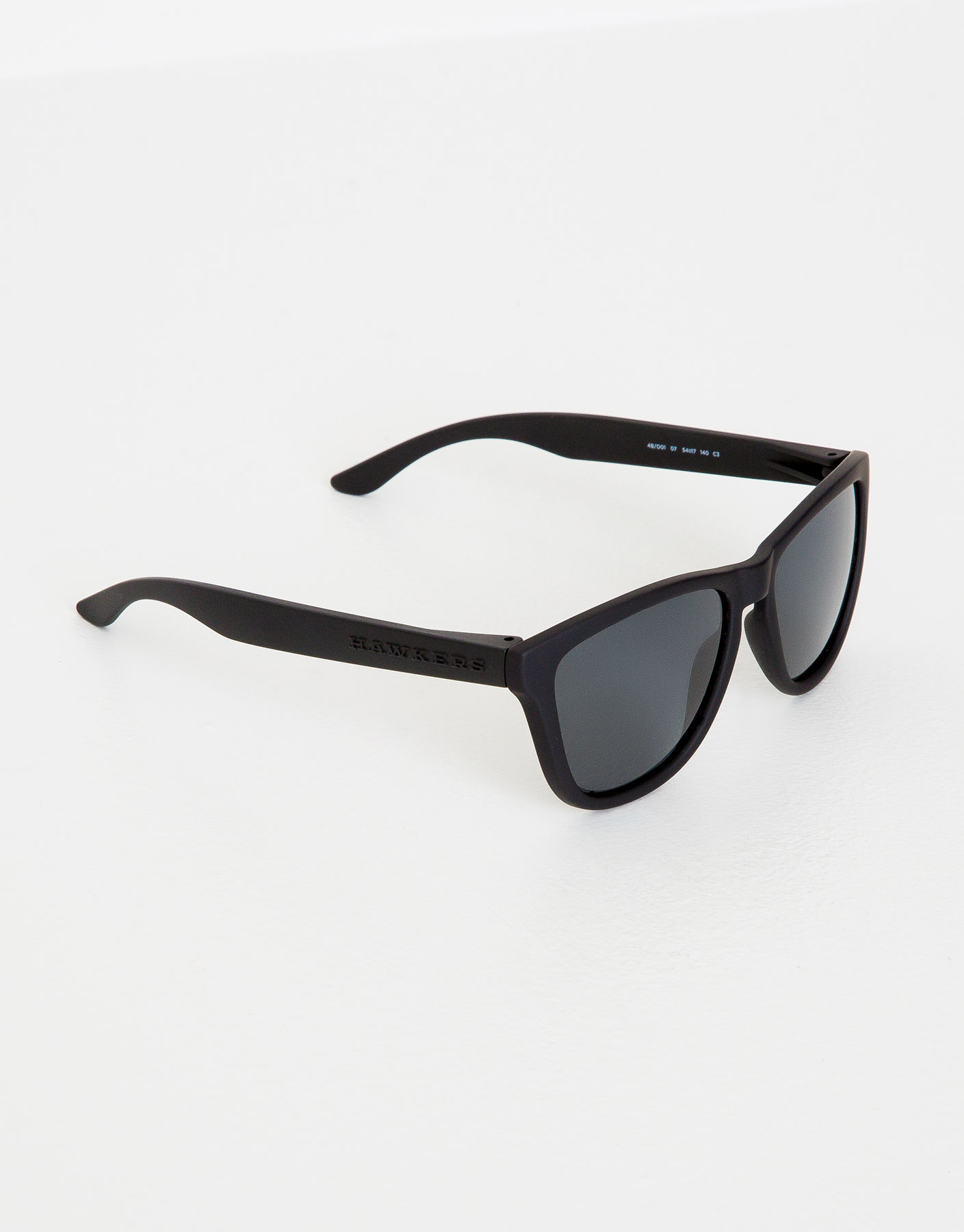 Lentes de sol hawkers carbon black dark one