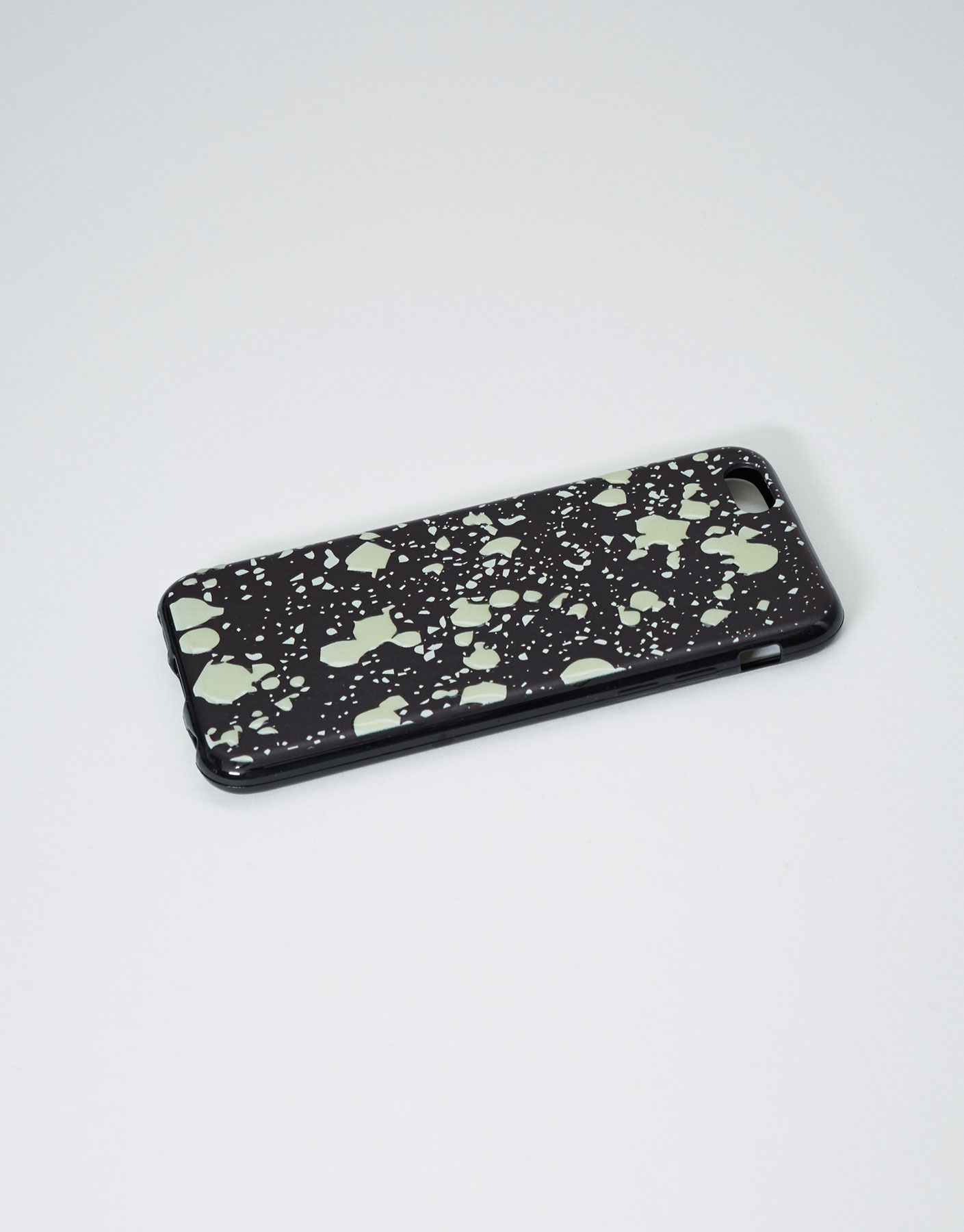Printed mobile phone case