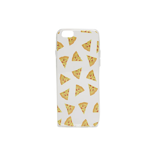 Pizzas mobile phone case