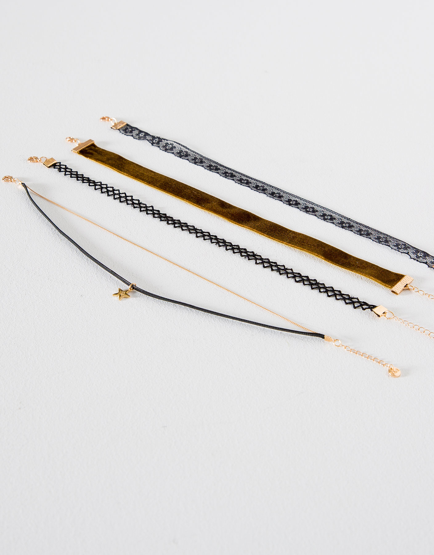 Chokers 4-pack