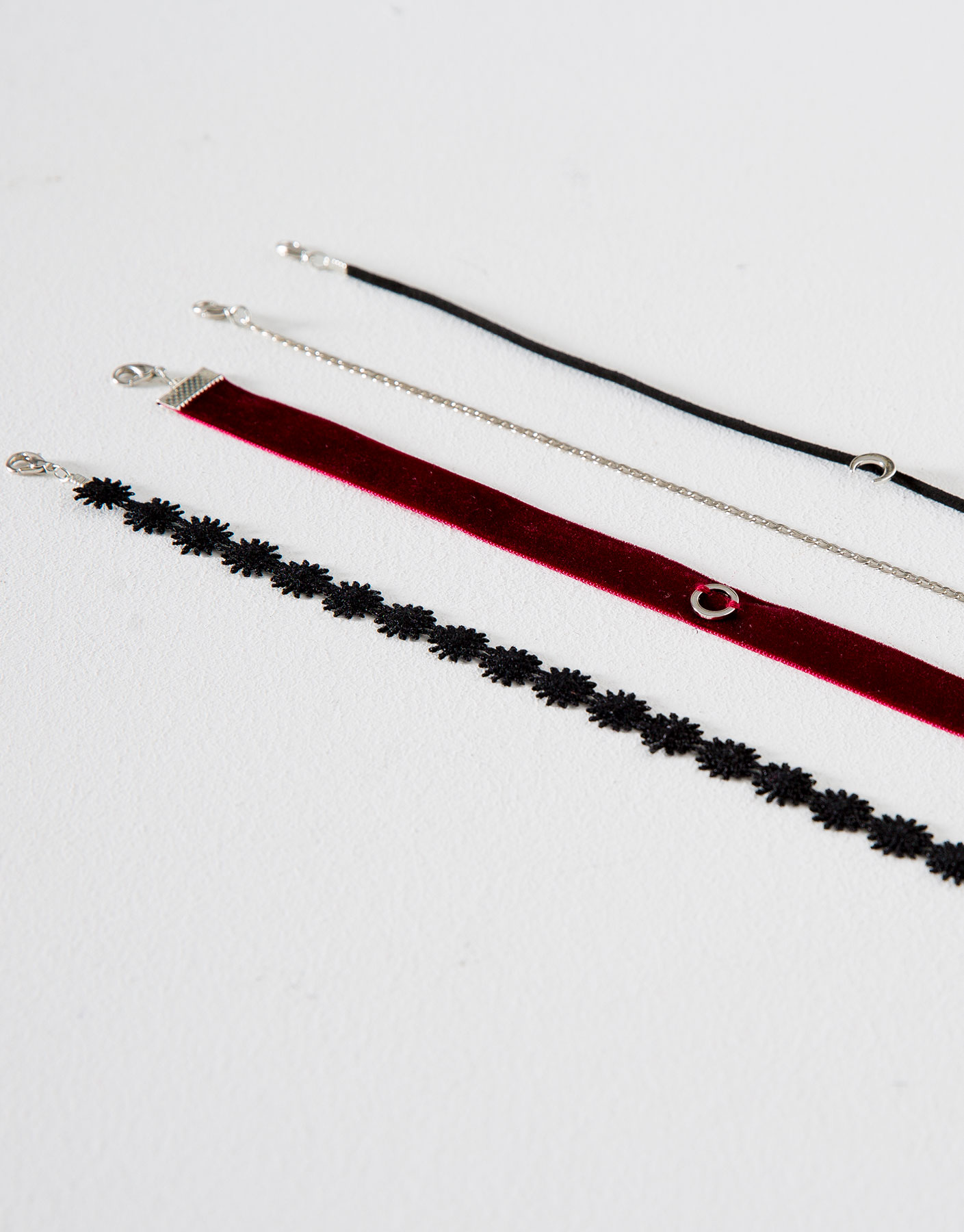 4-Pack of chokers