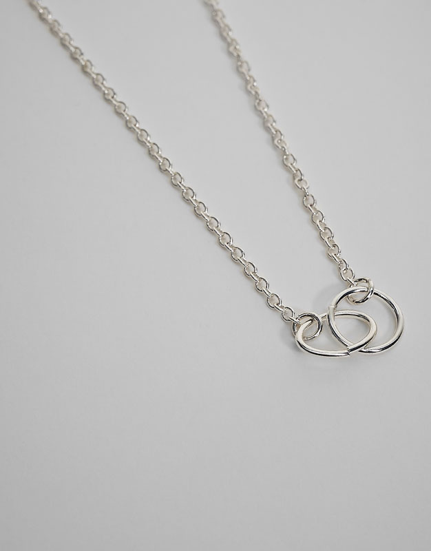 3-Pack of thin necklaces