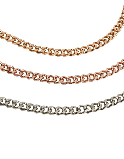 2-Pack of chain chokers