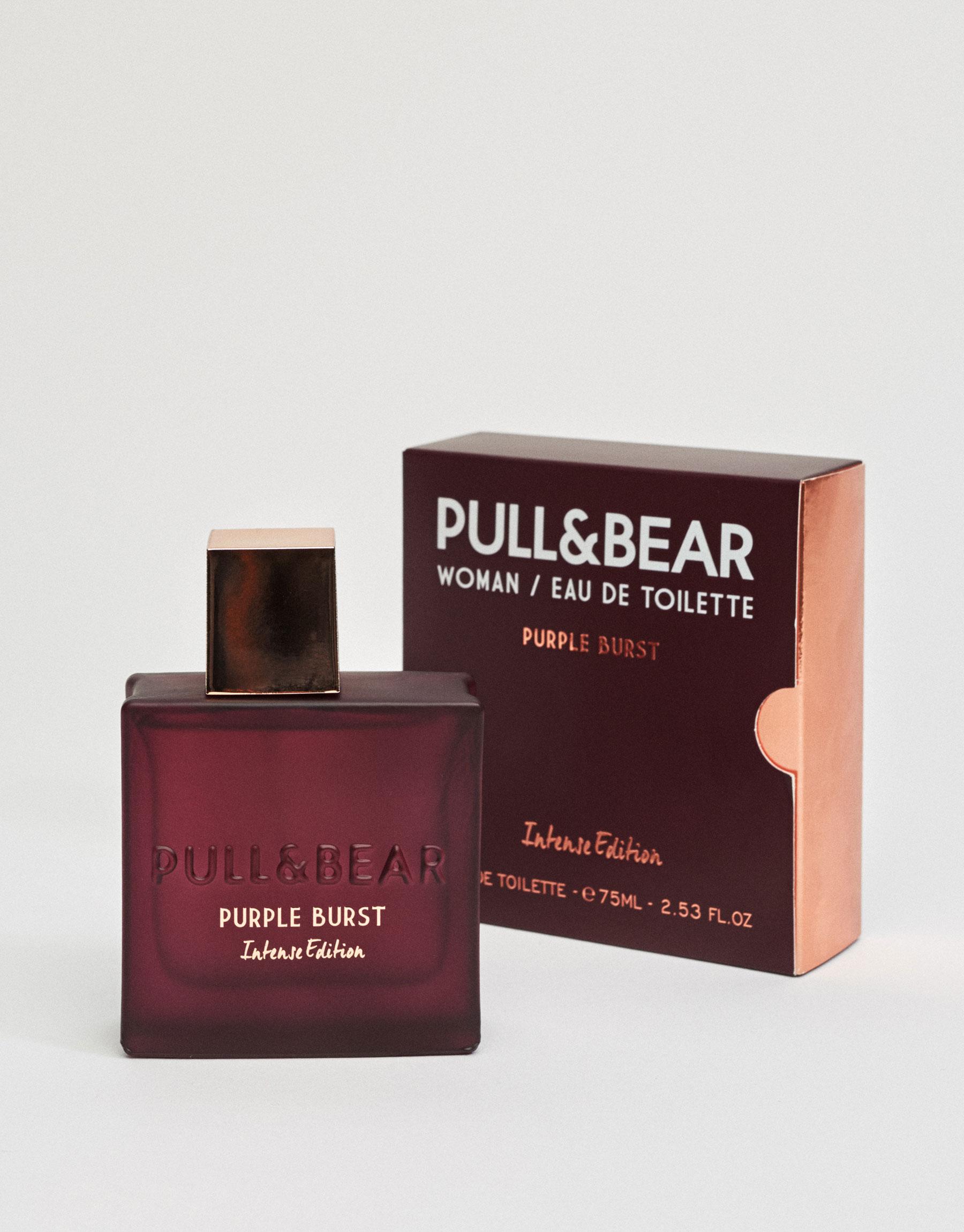 Eau de toilette Pull&Bear Purple Burst 75ml
