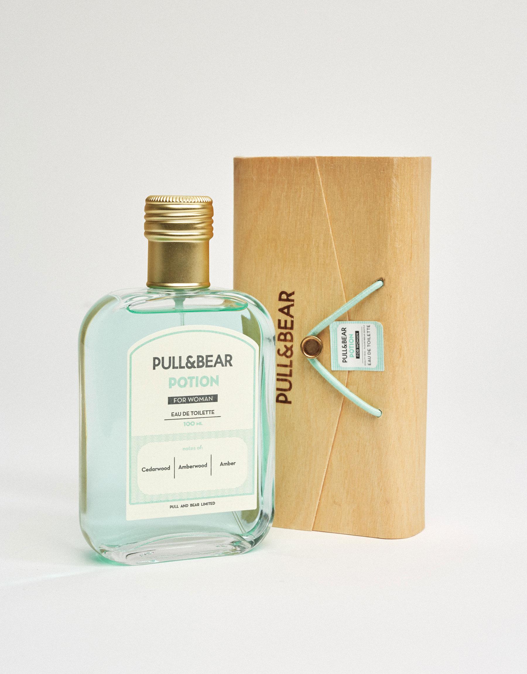 Pull & bear potion woman fragrance