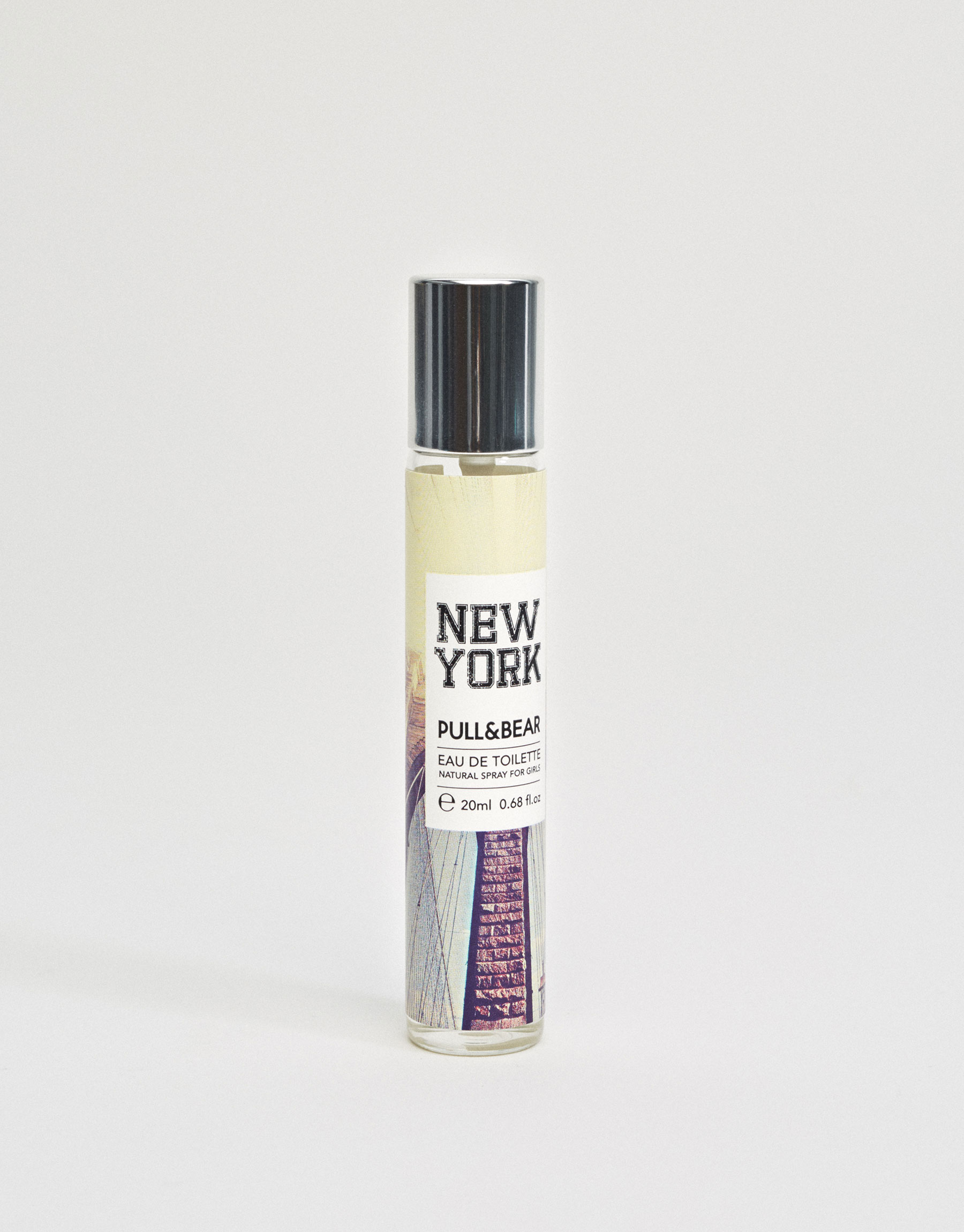 Eau de toilette pull&bear new york 20ml