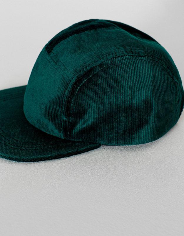 Velvet cap