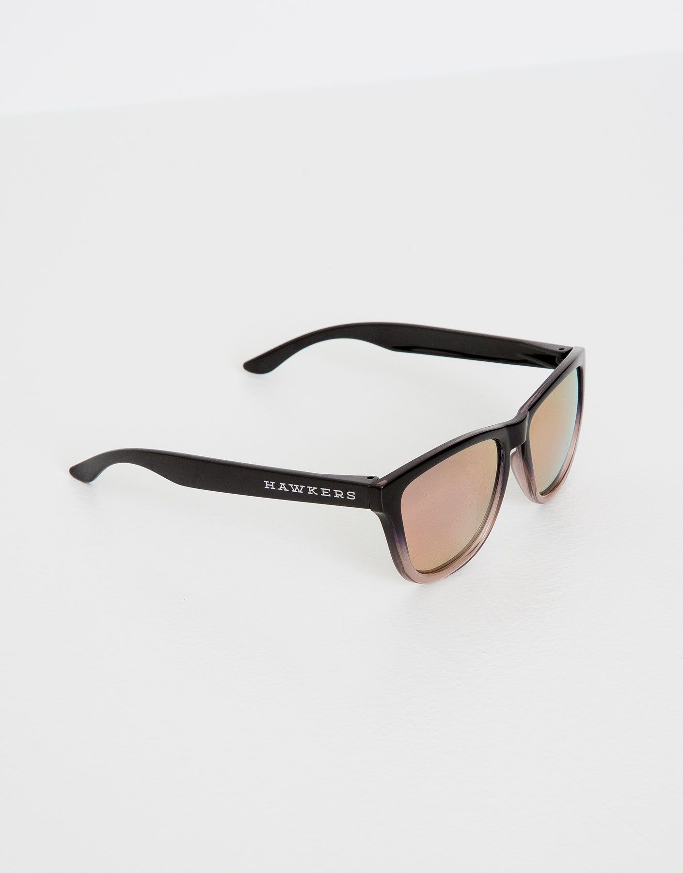 Lentes de sol hawkers fusion rose gold one