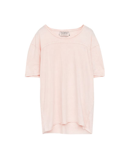 Basic faded T-shirt