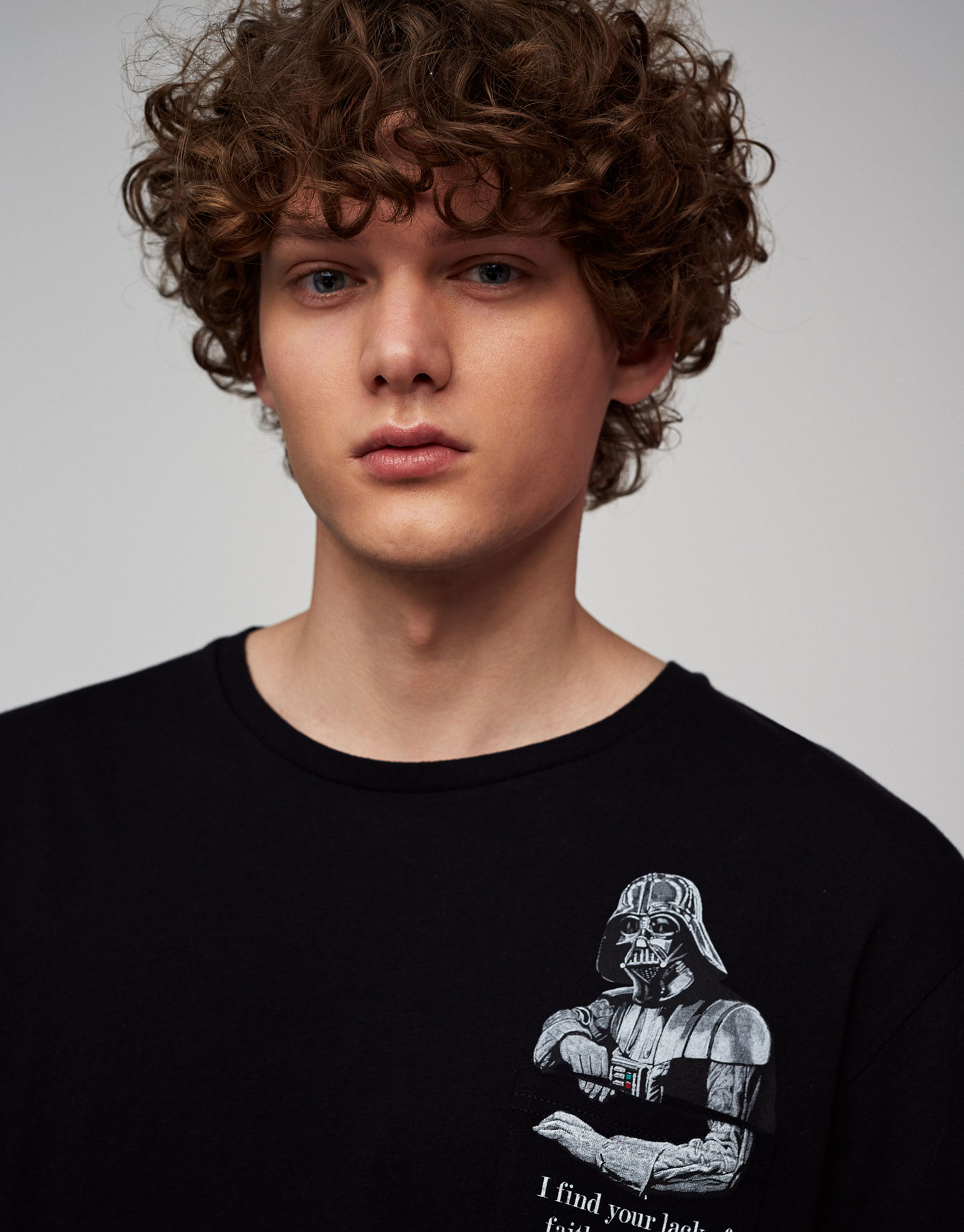 Long sleeve Star Wars top