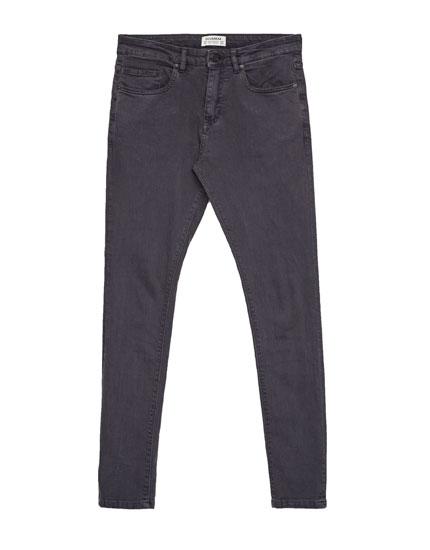Super skinny fit trousers