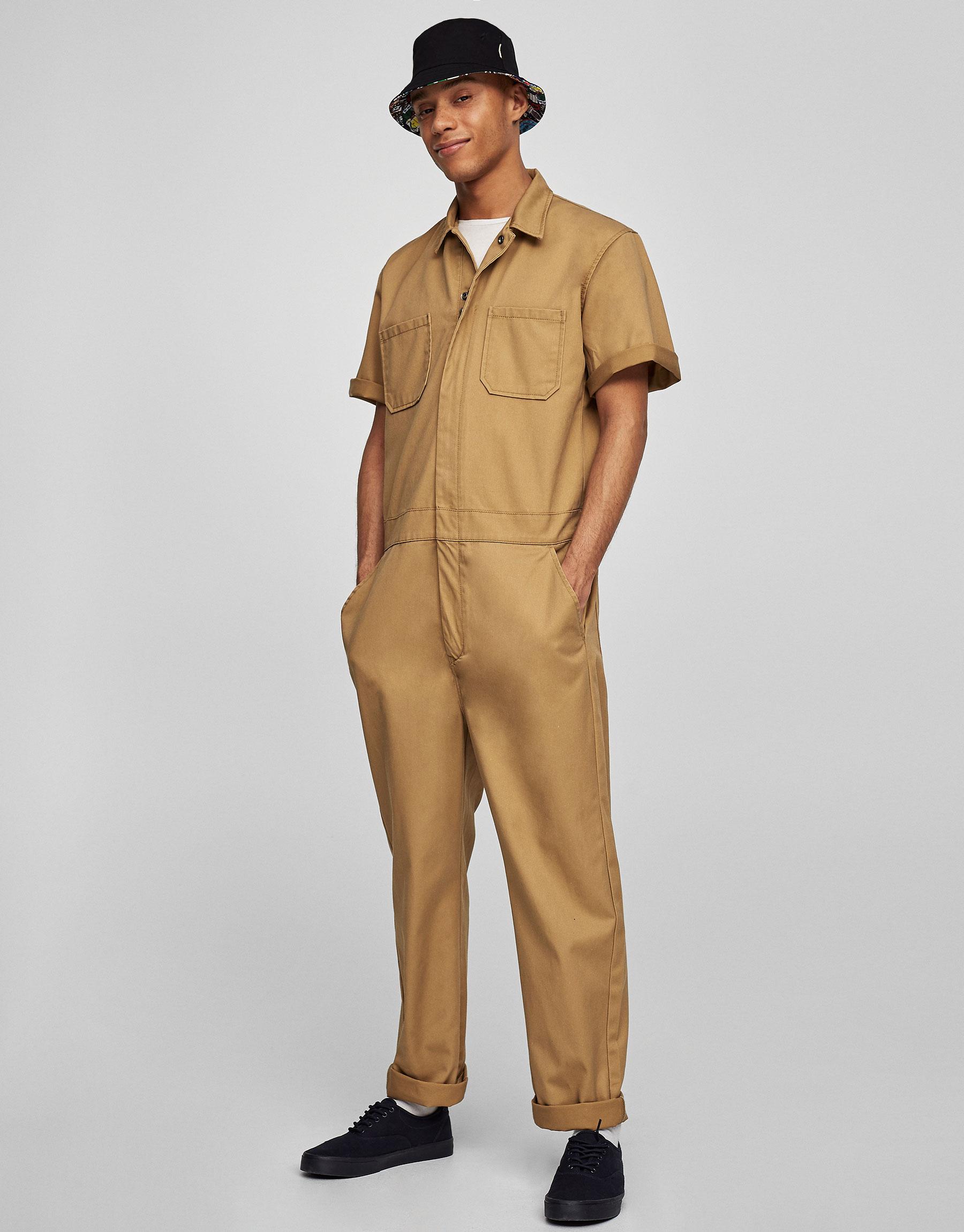 Granota cintura màniga curta