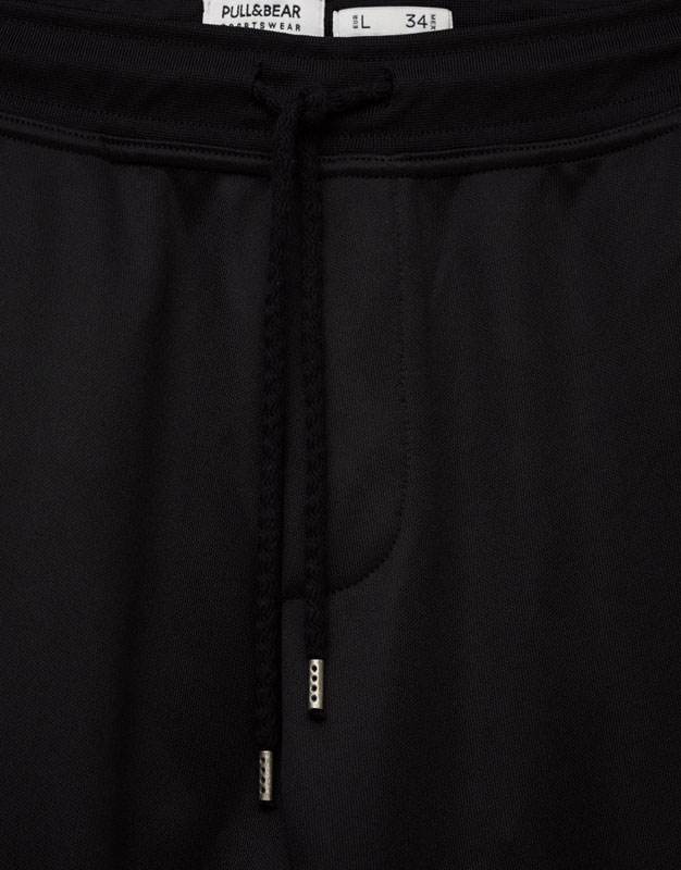 Jogging trousers with P&B logo