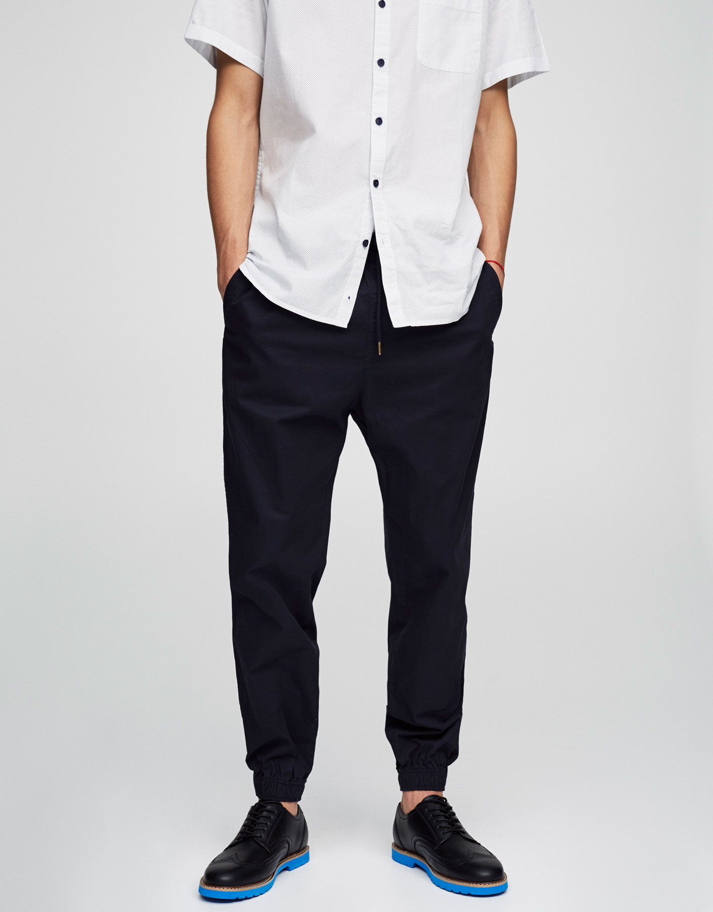 Beach-style trousers