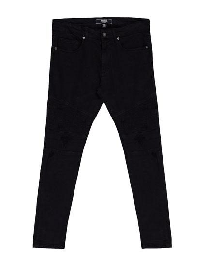 Jeans superskinny fit motero