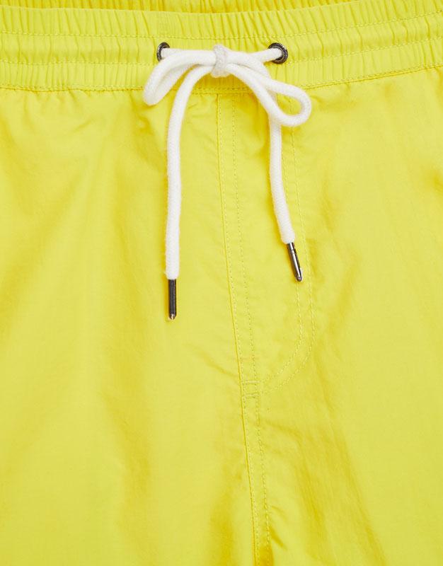 Basic short swimsuit in various colours