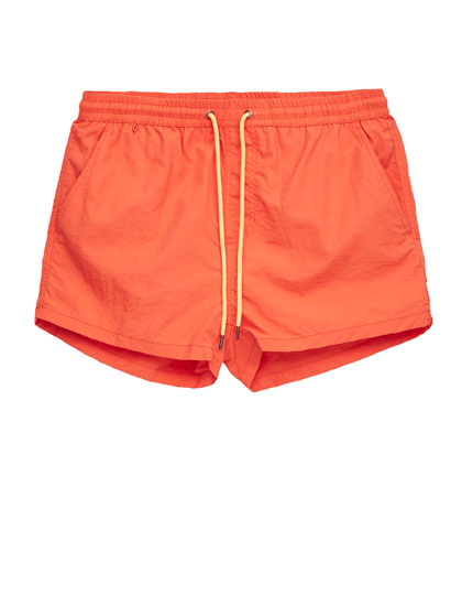 Basic short swimsuit in various colours