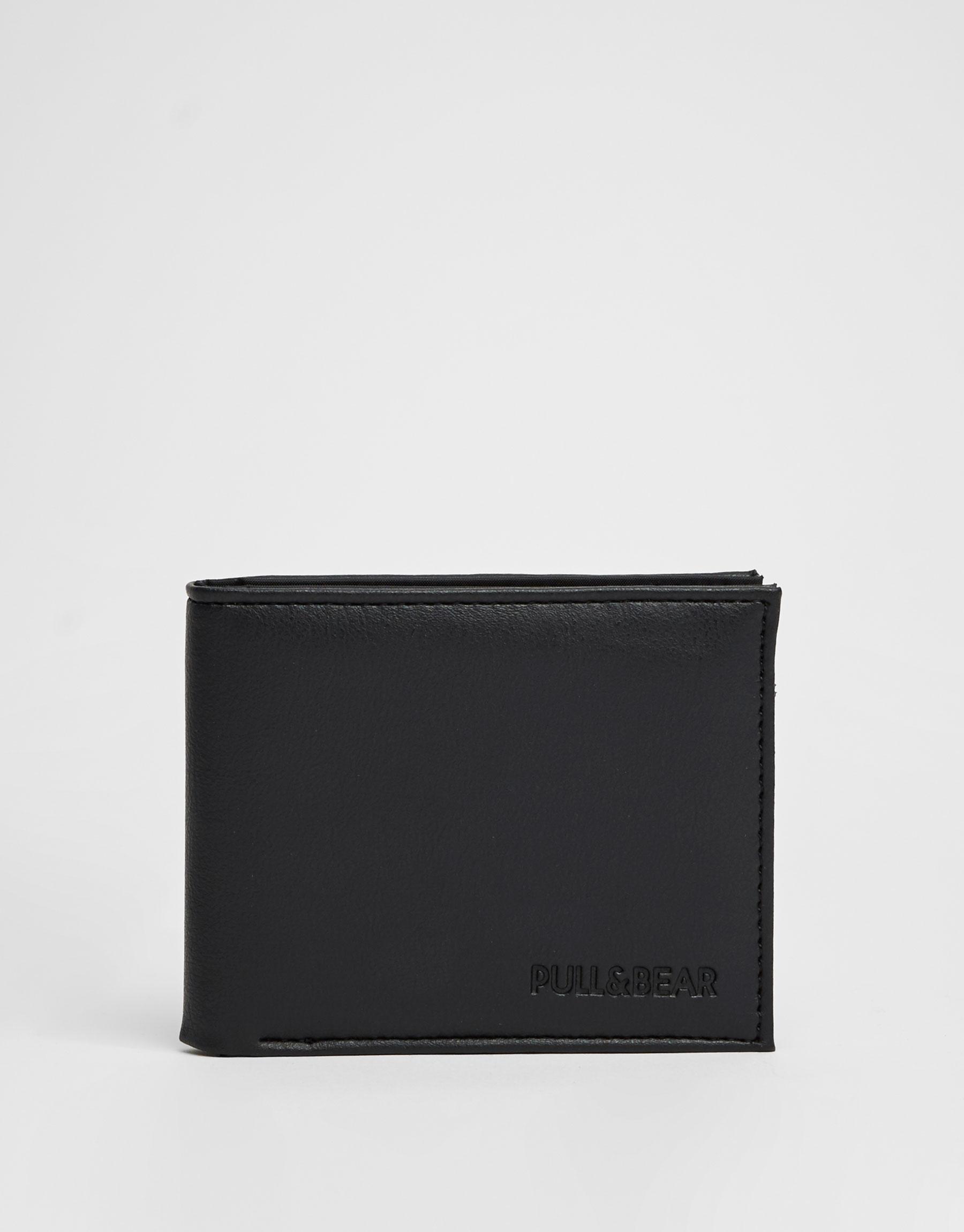 Basic pullandbear wallet