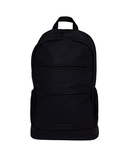 Horizontal sections backpack
