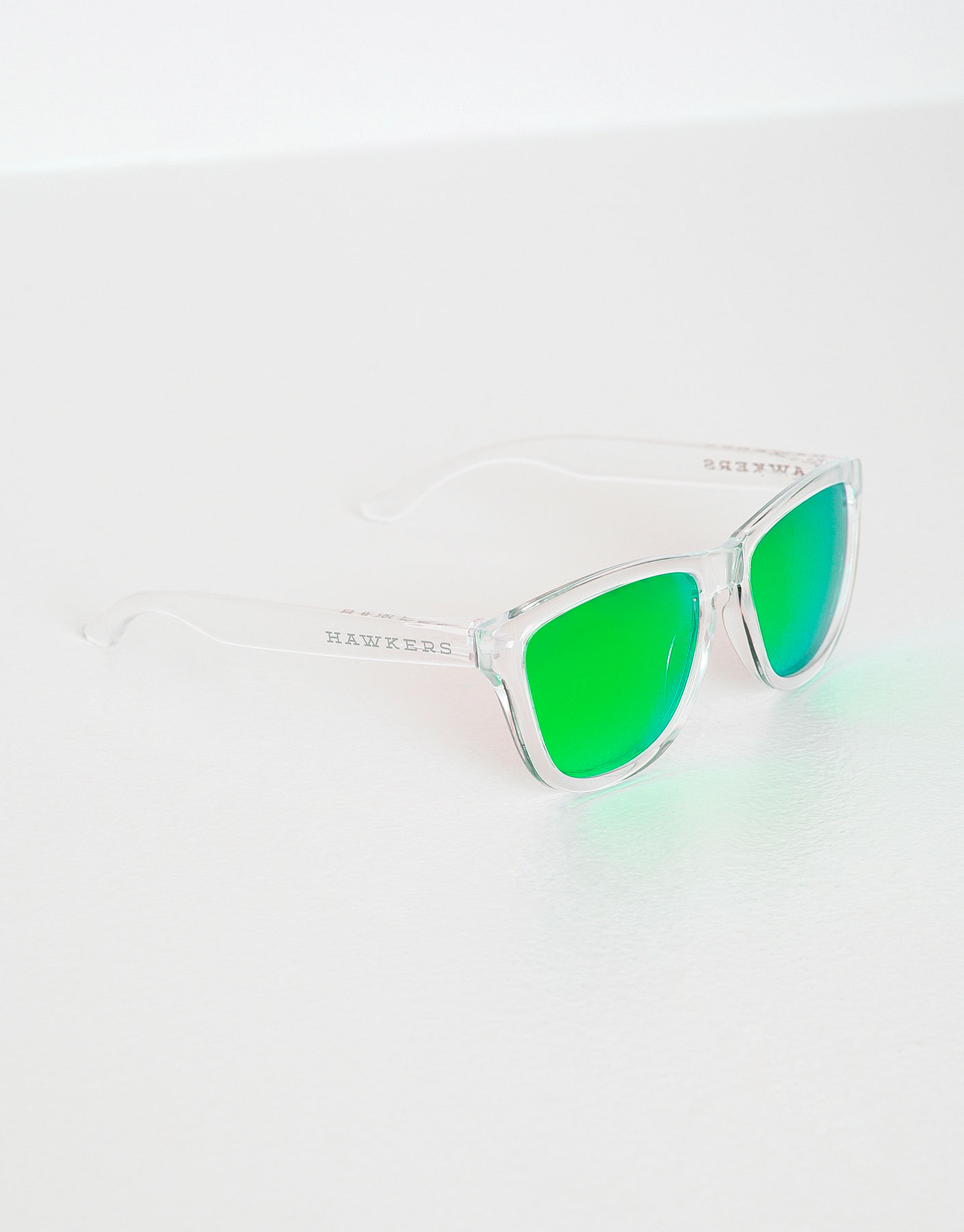 Hawkers air emerald one sunglasses