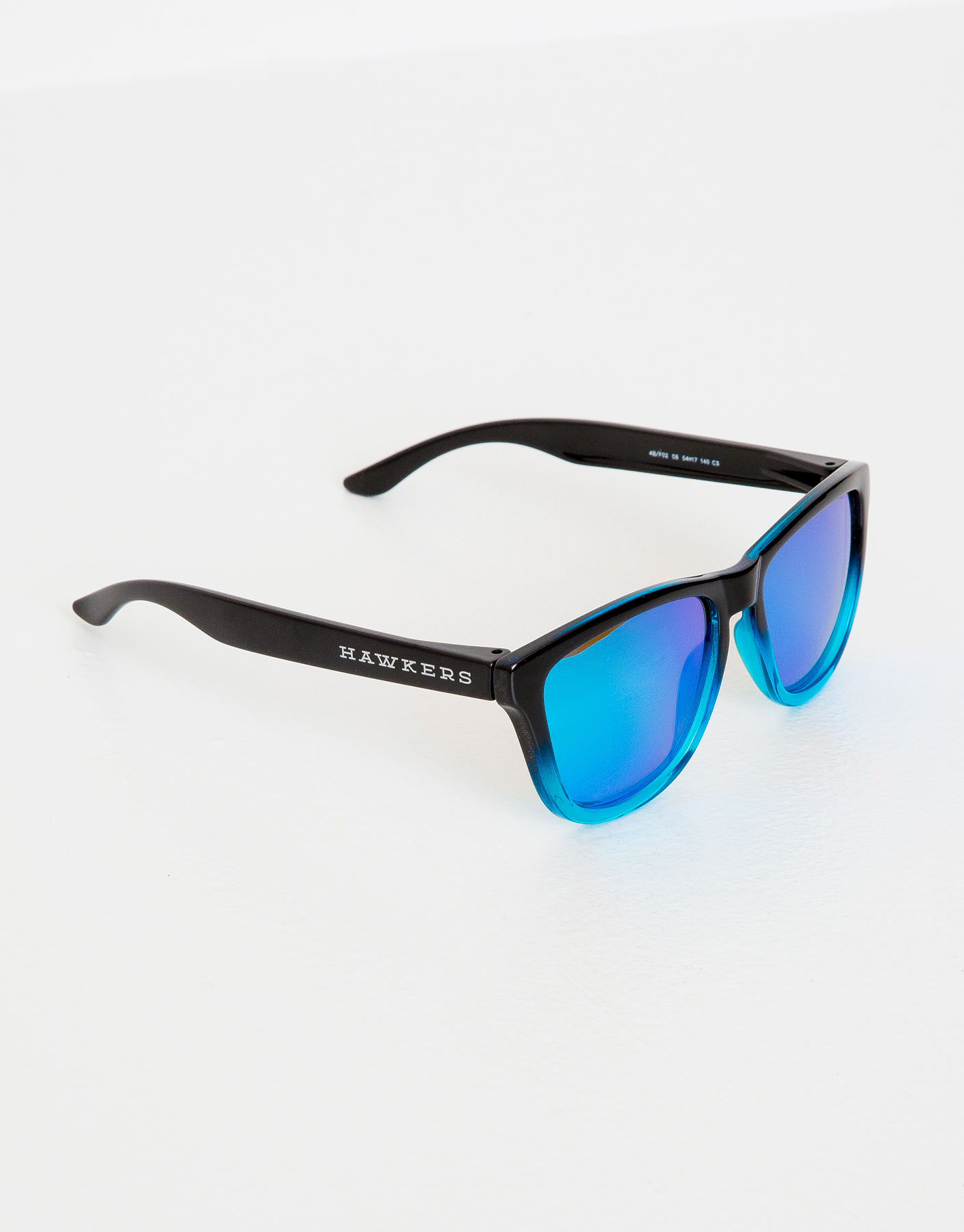 Lentes de sol hawkers fusion clear blue one